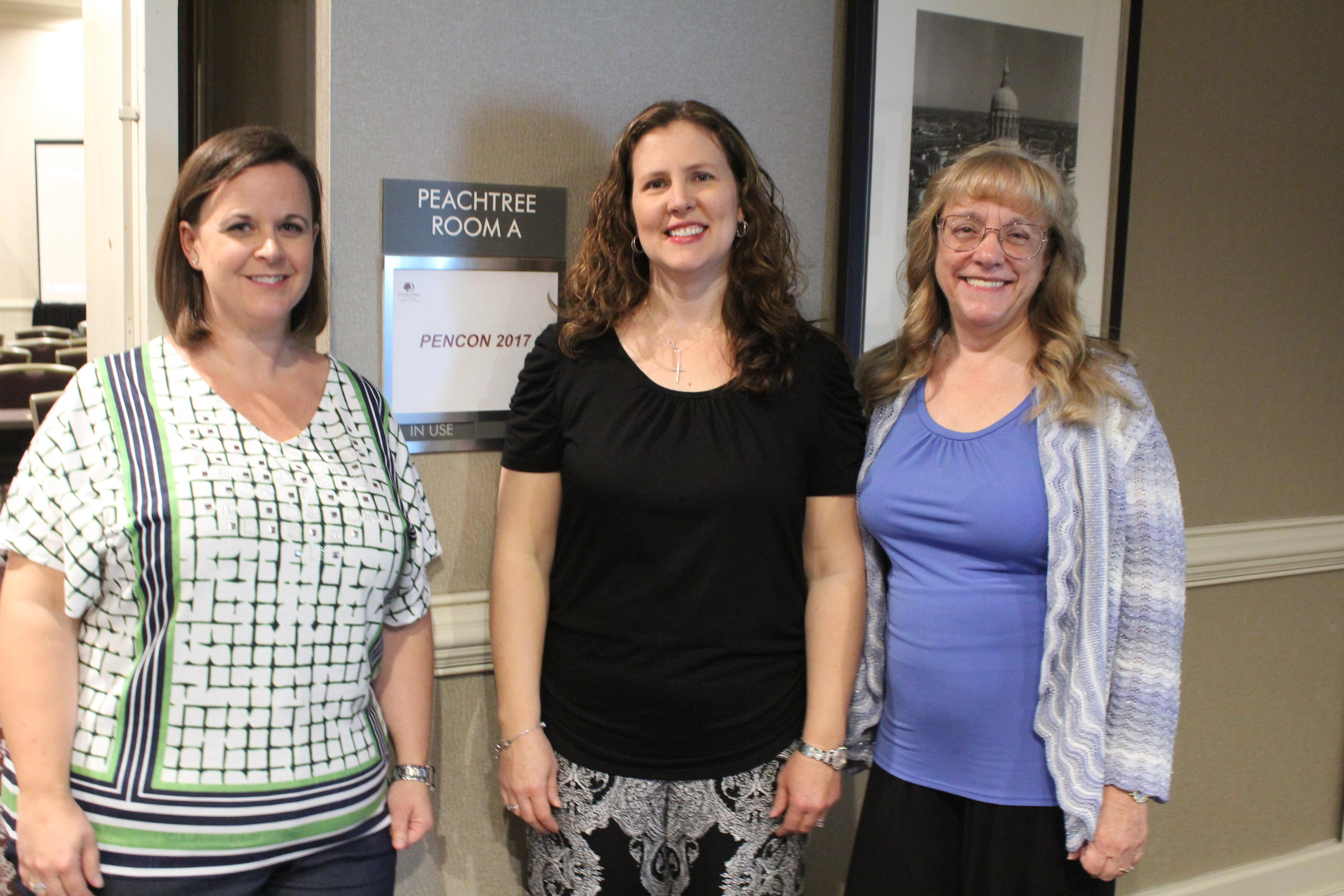 Co-owners: Christi McGuire, Jenne Acevedo, Kathy Ide